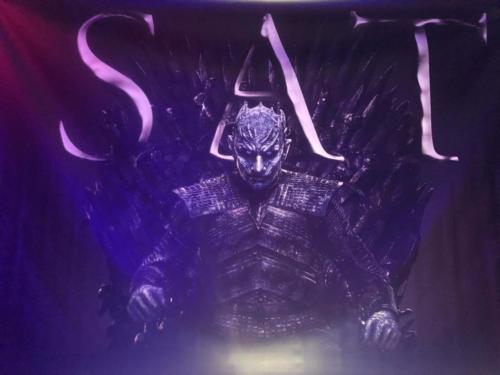 SAT of Thrones